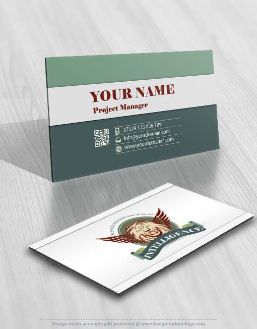 3367-lion-head-logo-Image-free-card-design
