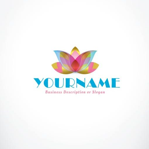 3385-ready-made-lotus-flower-logo-template