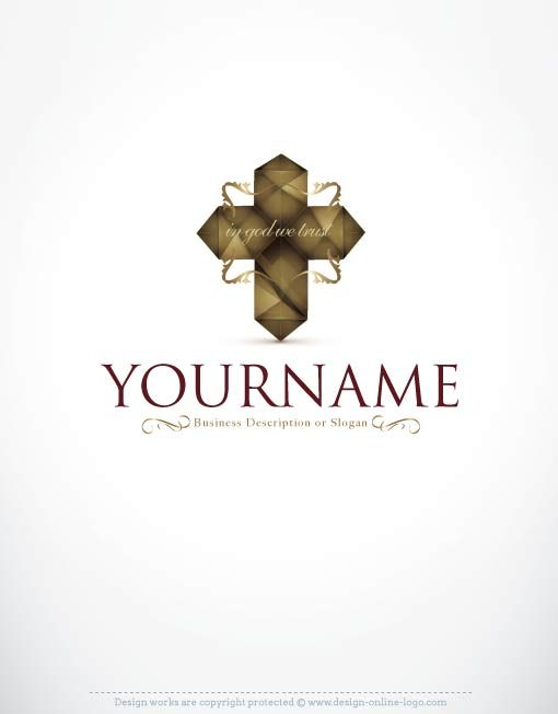 3403-ready-made-Jesus-Cross-logo-design