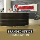 Branded-Office-Simulation