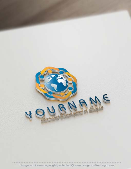 people-globe-logos-for-sale