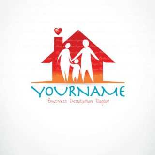 3413--ready-made-family-home-logo-store