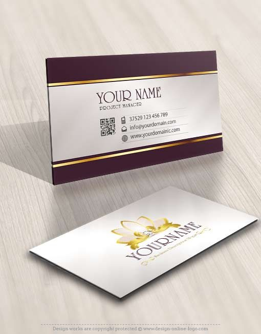 3414-lotus-flower-logo-design-free-business-card