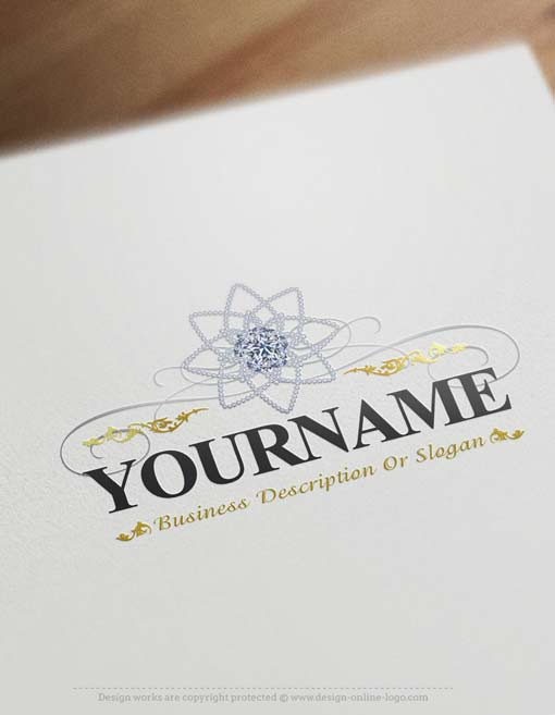 3430-diamond-flower-logo-design