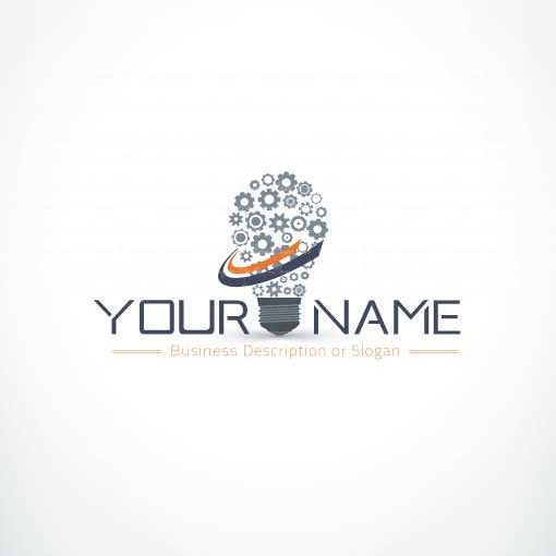 3447-Industrial-Lighting-logo-design-for-sale-online