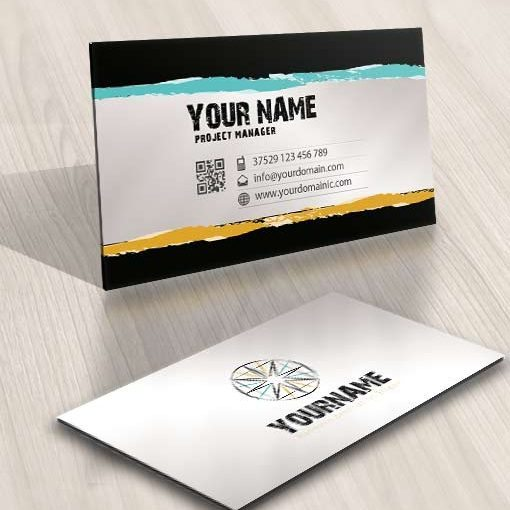 3454-Geometric-logo-online-design-free-business-card