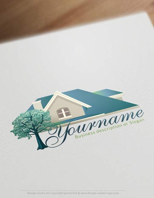 Online-Real-Estate-logo-template