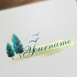 Best Logos Online-tree-logo-templates