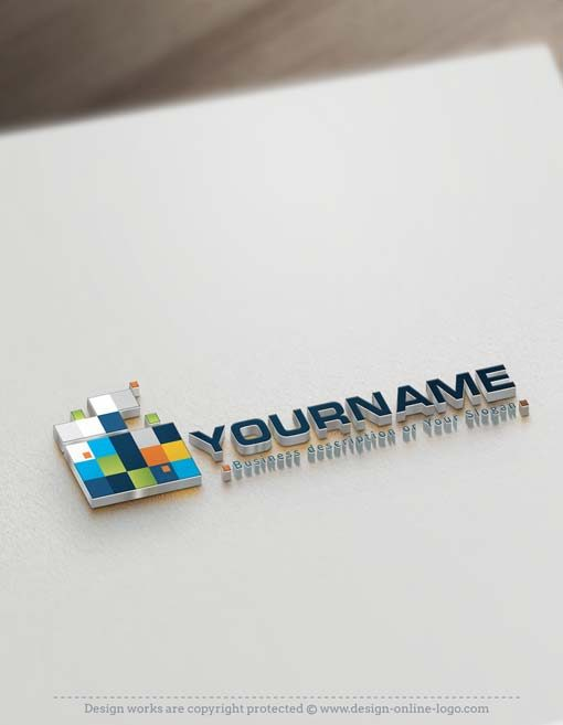 digital-cube-logo-design