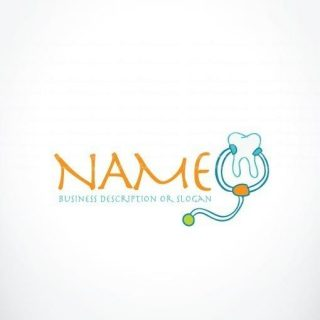 3467-Online-Dental-kids-logo-design