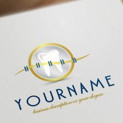 Braces-logo-design