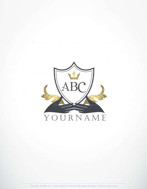 exclusive company logos luxurious crown logo design