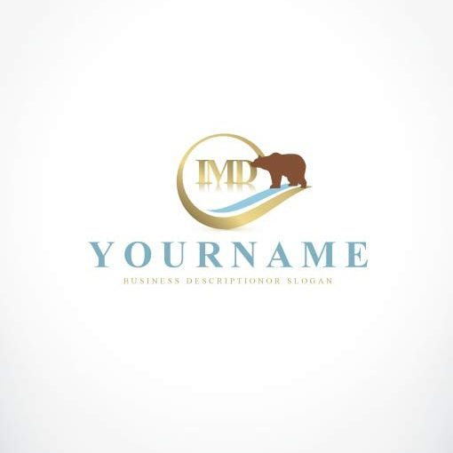 3503-create-a-logo-bear-logos