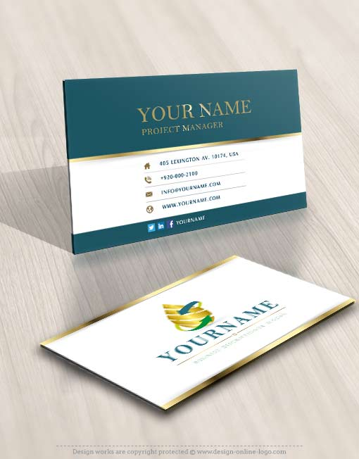 Golden drop logo design online free business cards 3507 golden drop logo design free business cards reheart Image collections