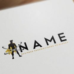 Super-Hero-logo-design