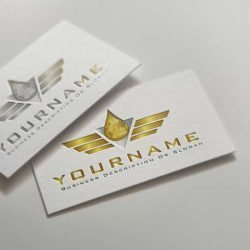 oil-logo-design free business cards