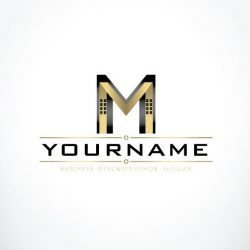 Ready Made Exclusive Real Estate Logo design for sale online