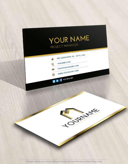 Ready Made Exclusive Online M Letter Logo Design FREE Business Cards