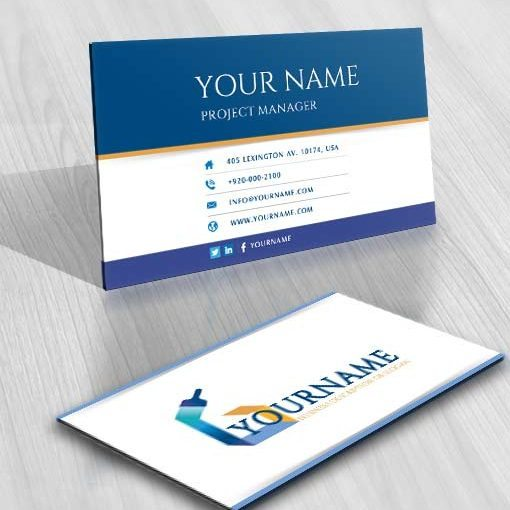 Ready made Exclusive Online Paint Logo design + FREE Business Cards design