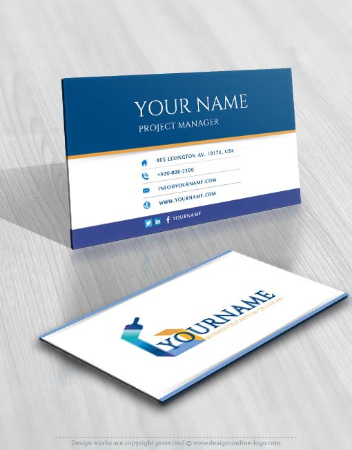 ready made exclusive online paint logo design free business cards